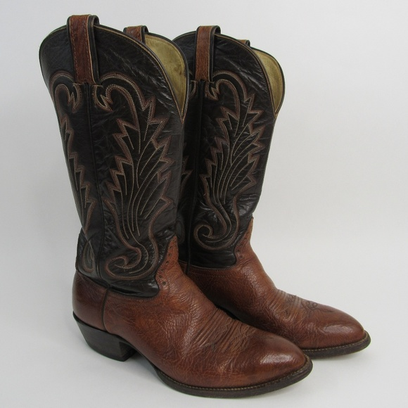 Hondo Boots Other - Hondo Boots Genuine Leather Cowboy Western Boots